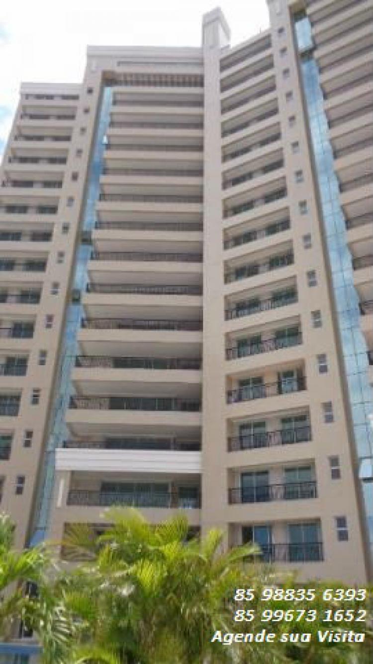 apartamento em venda em fortaleza cear 204 m2. 4 quartos.