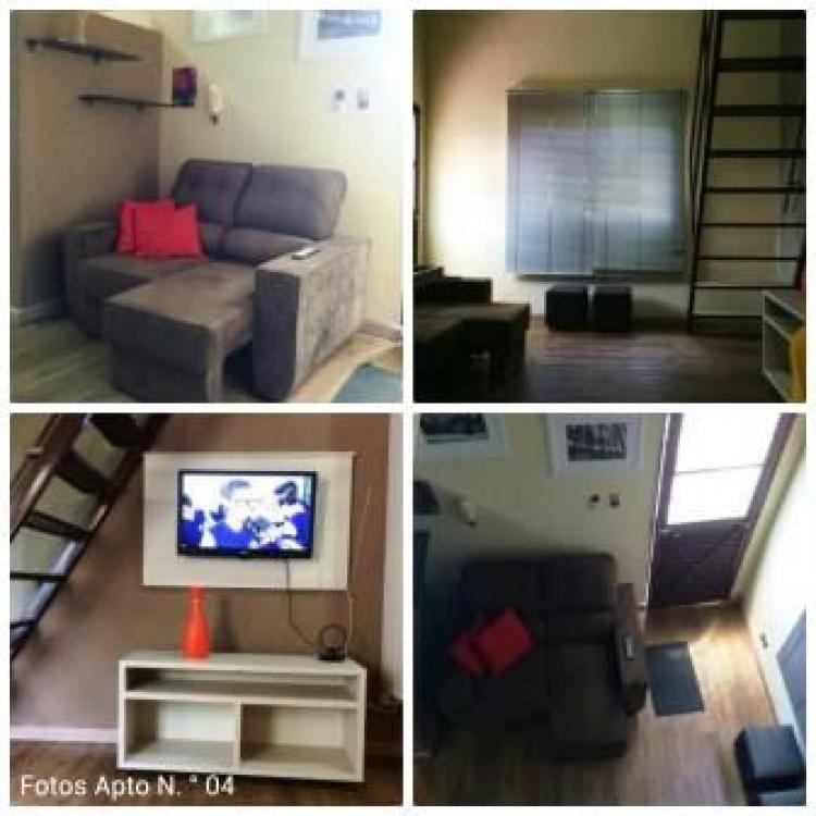 Apartamento/Flat � Mobiliado para estadia tempor�ria � estilo Apart Hotel
