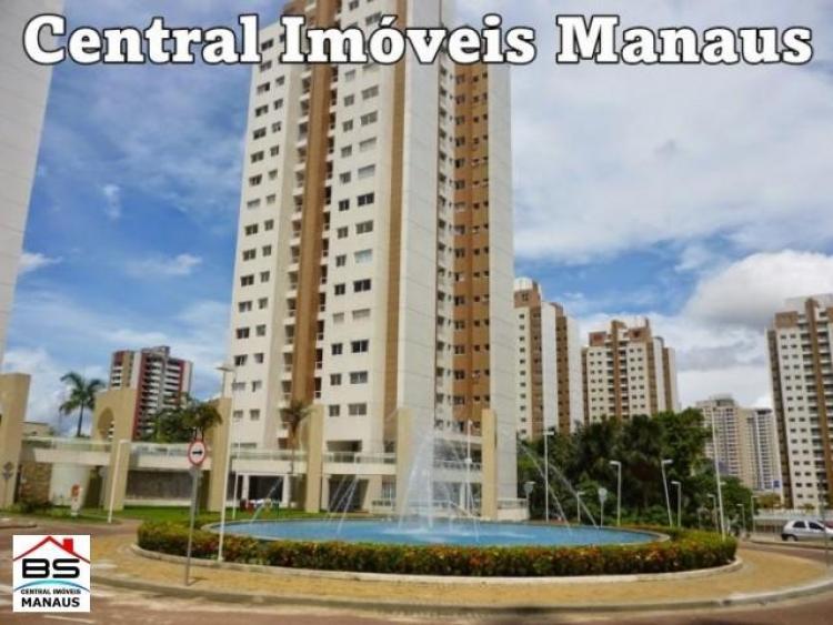 apartamento em venda em manaus amazonas 128 m2. 4 quartos.