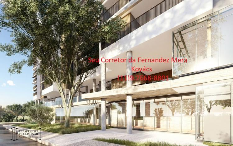 Foto Insignia Campo Belo Apartamento  2 e 3 Dormit�rios- Shopping Ibirapuera APV2058