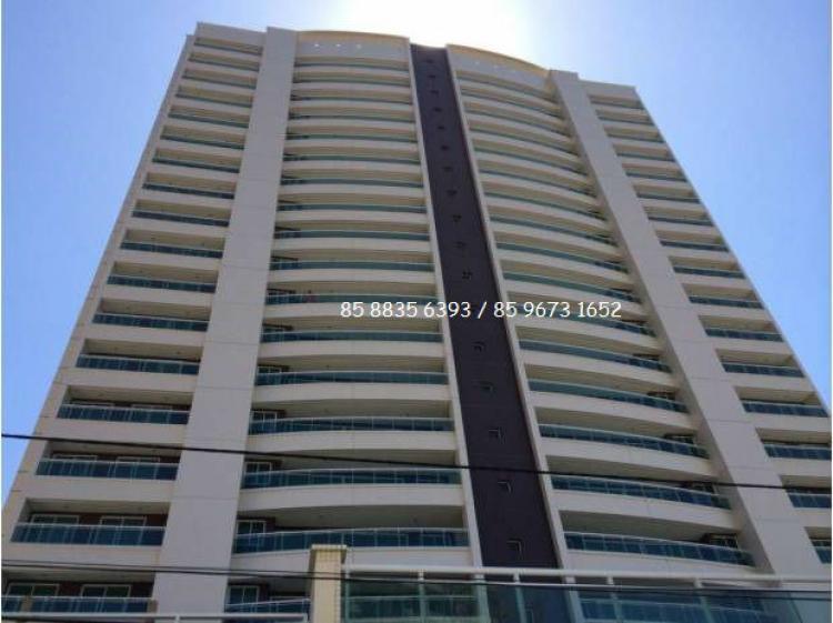 apartamento em venda em fortaleza cear 169 m2. 4 quartos.
