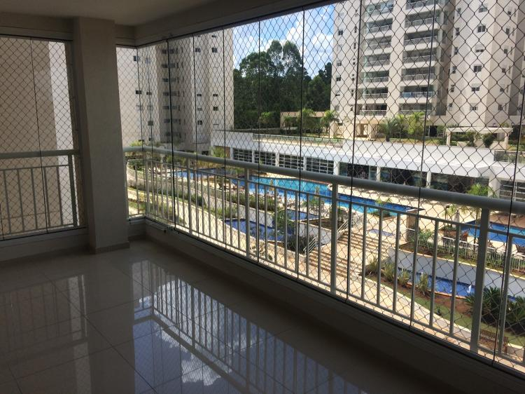 Foto VENDO APTO. 3 DORM. ALPHAVILLE - TAMBORE APV618